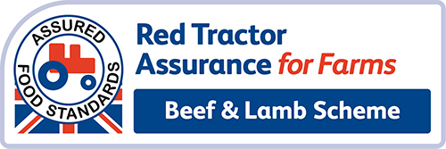 Happy Meat farmers Red Tractor assurance