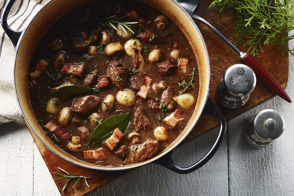 How to cook Beef Bourguignon?